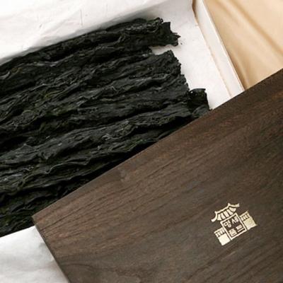 바다의향 해녀가 채취한 프리미엄 기장 자연산 돌미역(300g)